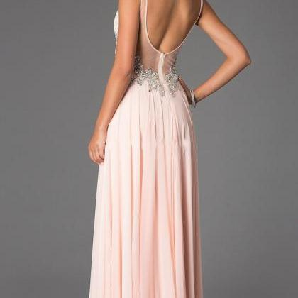 Backless Prom Dresses, Sexy Prom Dr..