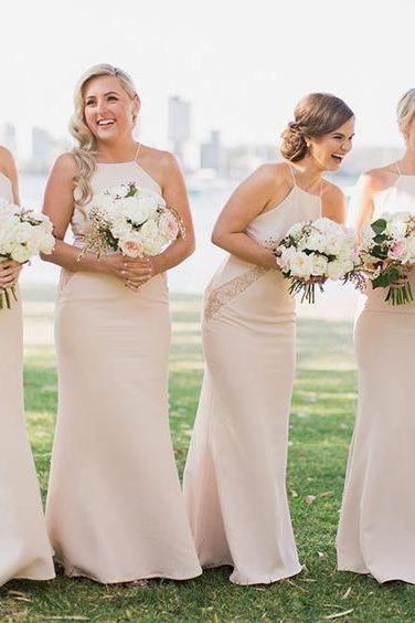 Bridesmaid Dresses,Long Bridesmaid Dresses,Mermaid Bridesmaid Dresses,Sexy Long Wedding Party Gowns,Cheap Bridesmaid Dresses