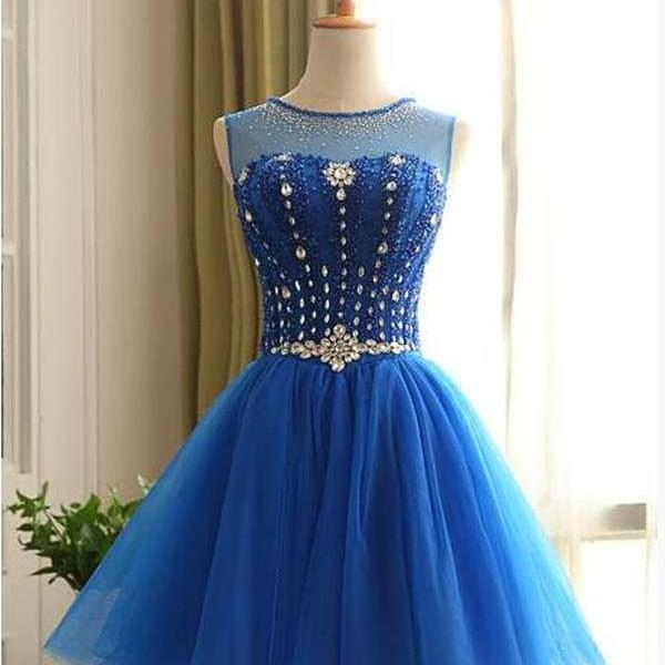 Jewel Homecoming Dress